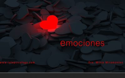 Emociones. Salud Mental